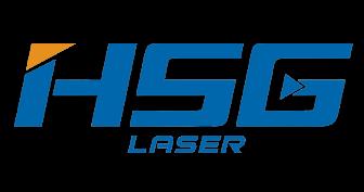 HSG laser logo