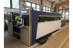 Instalace vláknového laseru G-3015A ve společnosti Uniman s.r.o.